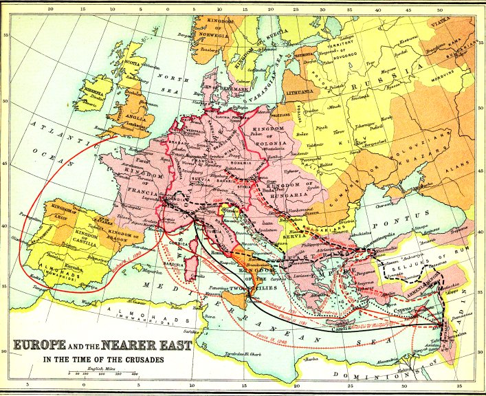 knighthood and the crusades in europe The first crusade, 1095-1100  the crusading movement was a significant event in the history of medieval europe they opened an era in which western europe came .