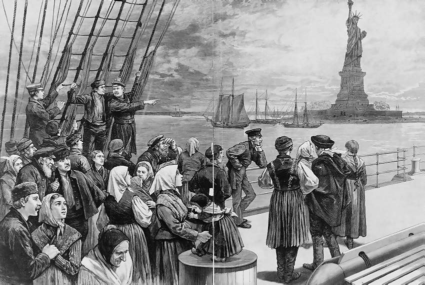 evaluating the immigration and discrimination problems in the 1920s However, immigration to the united states reached its peak from 1880-1920 the so-called old immigration brought thousands of irish and german people to.